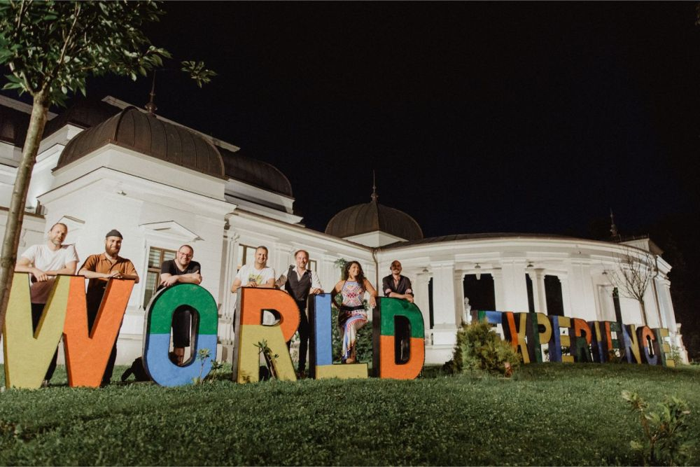 World Music Experience - Cluj-Napoca - Tarabband - Cluj for youth